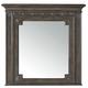 Hooker Furniture Vintage West Mirror in Dark Charcoal 5700-90007