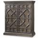 Hooker Furniture Vintage West Two-Door Hall Chest in Dark Charcoal 5700-85002