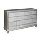 Coralayne Dresser in Silver B650-31