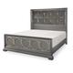 Legacy Classic Tower Suite Queen Metal Panel Bed in Moonstone 5011-4405K