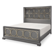 Legacy Classic Tower Suite King Metal Panel Bed in Moonstone 5011-4406K
