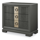 Legacy Classic Tower Suite 3 Drawer Bedside Chest in Moonstone 5011-3200