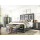 Legacy Classic Tower Suite 4-Piece Panel Bedroom Set in Moonstone