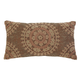 Medallion Pillow in Antique Brown A1000334 (Set of 4)