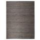 Handwoven Medium Rug in Dark Gray R401412