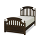 Legacy Classic Kids Academy Twin Panel Bed in Molasses 5810-4103K