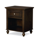 Legacy Classic Kids Academy 1 Drawer Nightstand in Molasses 5810-3100