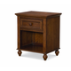 Legacy Classic Kids Academy 1 Drawer Nightstand in Cinnamon 5812-3100