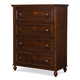 Legacy Classic Kids Academy 4 Drawer Chest in Cinnamon 5812-2200