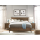 Universal Furniture Remix 4-Piece Bedroom Set in Bannister