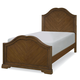 Legacy Classic Kids Danielle Sweetheart Full Panel Bed in French Laundry 5840-4104K