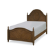 Legacy Classic Kids Danielle Full Low Poster Bed in French Laundry 5840-4404K
