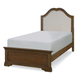 Legacy Classic Kids Danielle Twin Upholstered Platform Bed in French Laundry 5840-4803K