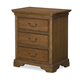 Legacy Classic Kids Danielle 3 Drawer Nightstand in French Laundry 5840-3100