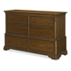 Legacy Classic Kids Danielle 6 Drawer Dresser in French Laundry 5840-1100