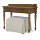 Legacy Classic Kids Danielle 2 Drawer Vanity Desk in French Laundry 5840-7400