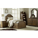 Legacy Classic Kids Danielle 4-Piece Sweetheart Panel Bedroom Set in French Laundry