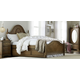 Legacy Classic Kids Danielle 4-Piece Low Poster Bedroom Set in French Laundry