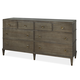 Universal Furniture Playlist Dresser in Brown Eyed Girl 507040