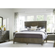Universal Furniture Playlist Melody 4-Piece Bedroom Set in Brown Eyed Girl