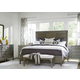 Universal Furniture Playlist Melody 4-Piece Storage Bedroom Set in Brown Eyed Girl
