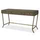 Universal Furniture Playlist Writing Desk Console in Brown Eyed Girl 507813