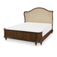 Legacy Classic Barrington Farm Upholstered Shelter Queen Bed 5200-4205K