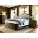 Legacy Classic Barrington Farm Upholstered Shelter Bedroom Set