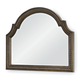 Legacy Classic Renaissance Arched Dresser Mirror in Waxed Oak 5500-0200