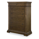 Legacy Classic Renaissance 6 Drawer Chest in Waxed Oak 5500-2200