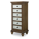 Legacy Classic Renaissance Lingerie Chest in Waxed Oak 5500-2300