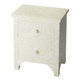 Butler Bone Inlay Vivienne Accent Chest in White 2865325