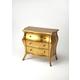 Butler Artists' Originals Gold Leaf Bombe Chest 4006332