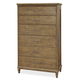 Universal Moderne Muse 6 Drawer Chest in Bisque 414150