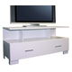 ACME London TV Console in White 21067