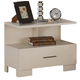 ACME London Drawer Nightstand in White 21063