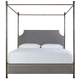 Universal Furniture Sojourn  Respite Poster Bed (King) 543B290B