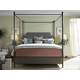 Universal Furniture Sojourn 4-Piece Respite Poster Bedroom Set