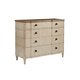 Stanley Villa Couture Claudia Single Dresser in Glaze 510-23-04