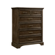 Stone & Leigh Chelsea Square Drawer Chest in Raisin 584-13-12