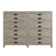 Universal Furniture Curated Gilmore Dresser in Greystone 558040