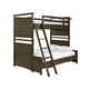 Smartstuff Varsity All American Bunk Bed (Twin over Full) 5351590