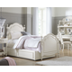 Legacy Classic Kids Harmony Summerset Low Post Bedroom 5pc Set in Antique Linen White