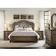 Hooker Furniture Solana Mirrored Panel Bedroom 5pc Set