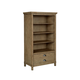 Stone & Leigh Driftwood Park Bookcase in Sunflower Seed 536-13-13