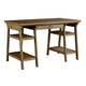Stone & Leigh Driftwood Park Writing Desk in Sunflower Seed 536-13-27