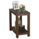 Grinlyn Chair Side End Table in Rustic Brown T660-7
