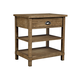 Stone & Leigh Driftwood Park Bedside Table in Sunflower Seed 536-13-80