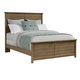 Stone & Leigh Driftwood Park Queen Panel Bed in Sunflower Seed 536-13-45