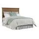 Stone & Leigh Driftwood Park Queen Headboard in Sunflower Seed 536-13-145